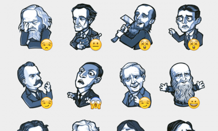 Famous People sticker set by A. Sorochinskiy