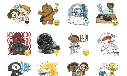 Star Wars sticker pack Collection
