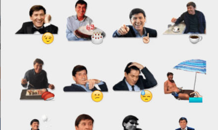 Gianni Morandi sticker pack