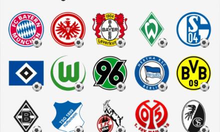 Bundesliga sticker pack