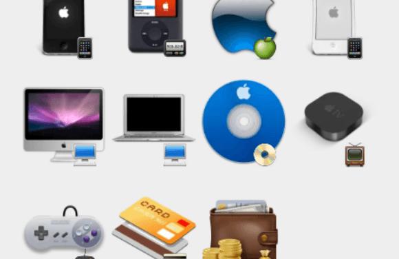 Apple sticker pack