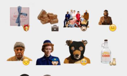 Wes Anderson sticker pack