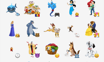 Disney sticker pack