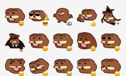 Spurdo faces sticker pack