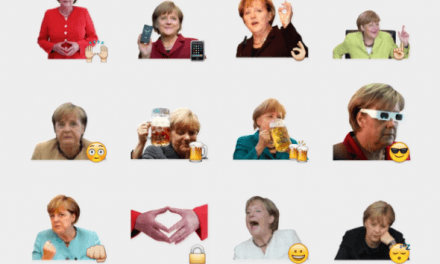Merkel sticker pack
