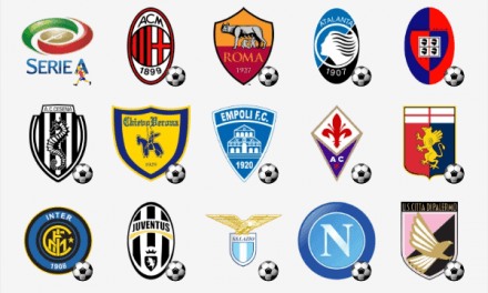 Italy Serie A sticker pack