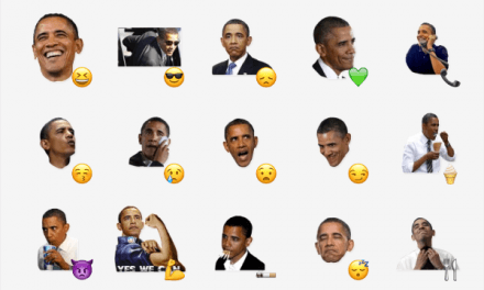 Obama Sticker pack