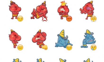 Goblin sticker pack