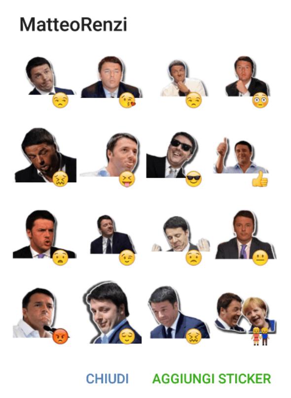 matteo-renzi-sticker-pack