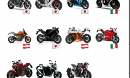 Motorbikes sticker pack