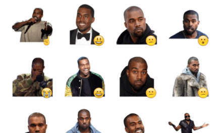 Kanye West Sticker Pack