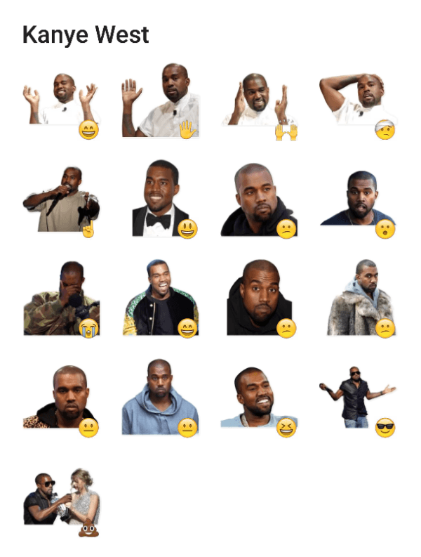 kanye-west-sticker-pack