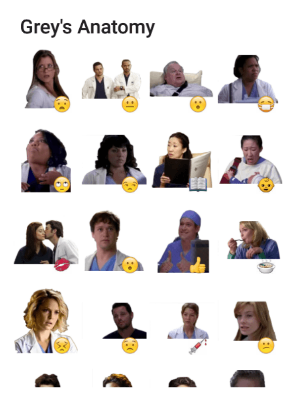 greys-anatomy-sticker-pack