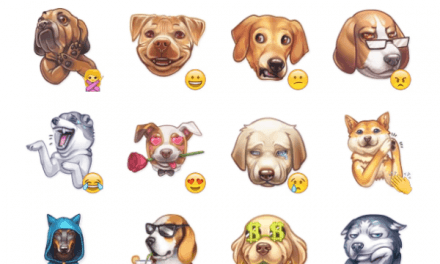 Dog Collection Sticker Pack