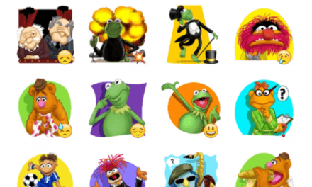 Muppets Sticker Pack