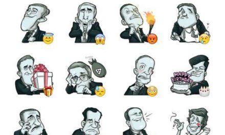 U.S. Presidents Sticker Pack