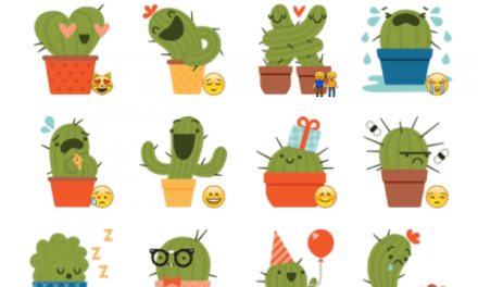 Cacti Sticker Pack