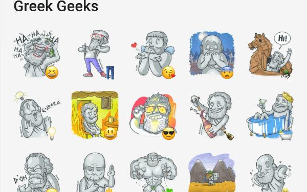 Geek Greeks
