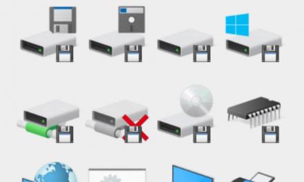 Windows 10 icon pack