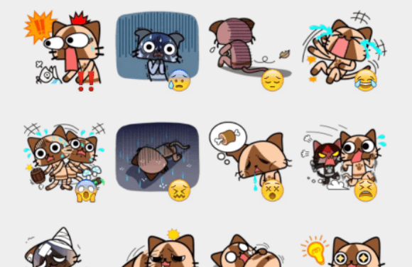 Monster hunter sticker pack [ Removed ]