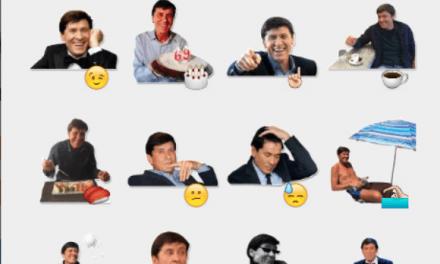Gianni Morandi sticker pack