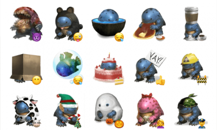 Quaggan sticker pack