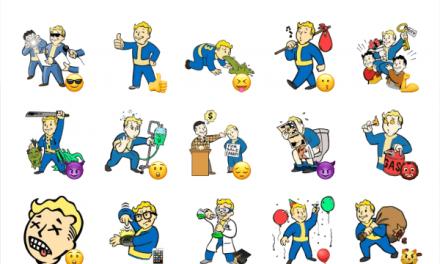 Fallout – Vault Boy sticker pack