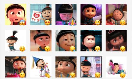 Agnes sticker pack