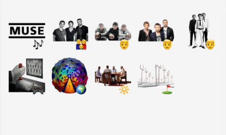 Muse sticker pack