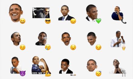 Obama Sticker pack