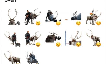 Sven sticker pack