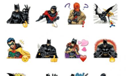 Batman sticker pack