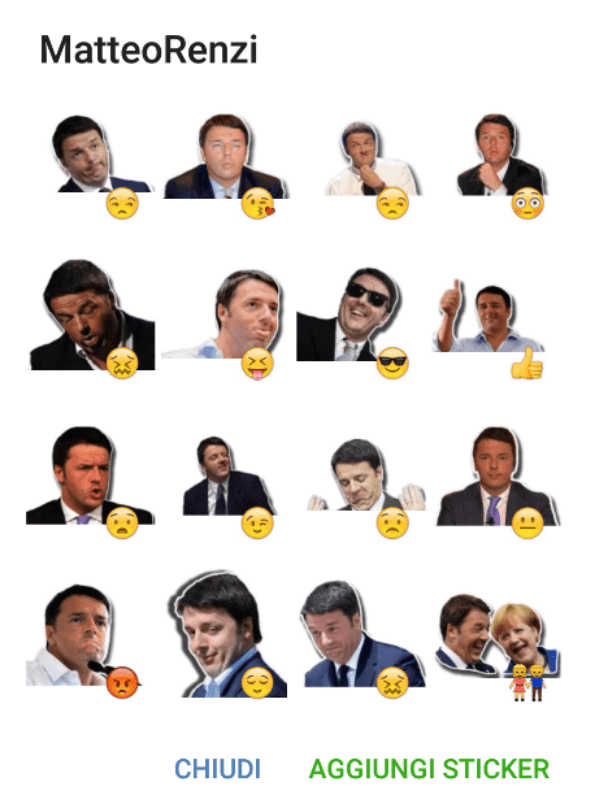 matteo-renzi-sticker-pack