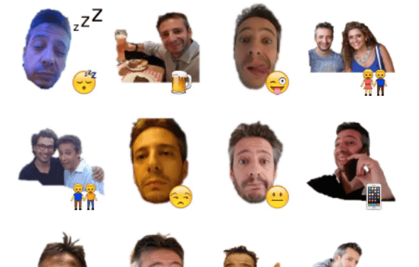 Andrea Galeazzi sticker pack