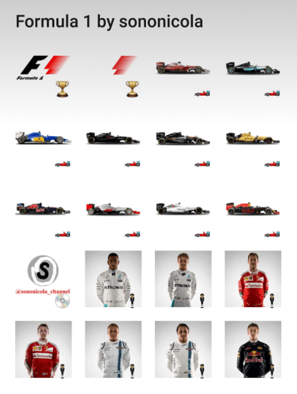 formula-1-sticker-pack