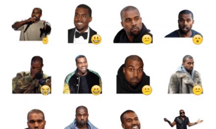 Kanye West Sticker Pack