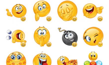 Open Smiles Sticker Pack