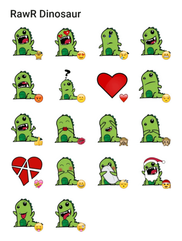 rawr-dinosaur-sticker-pack
