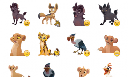 The Lion Guard Sticker Pack