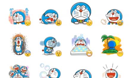 Doraemon Sticker Pack