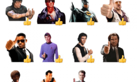 Epic Thumbs Up sticker pack
