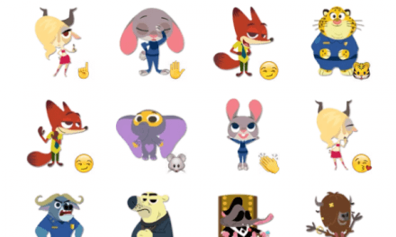 Zootropolis Sticker Pack