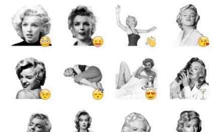 Marilyn Monroe Sticker Pack