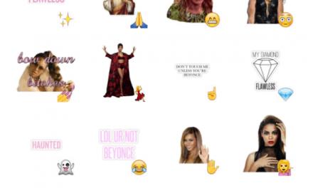 Beyoncé Sticker Pack