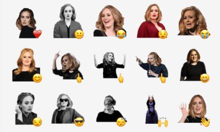 Adele Sticker Pack