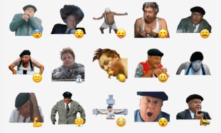 Fantozzi Sticker Pack