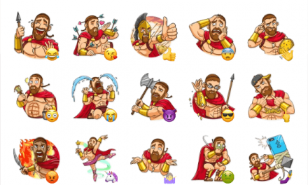 This is Sparta Sticker Pack