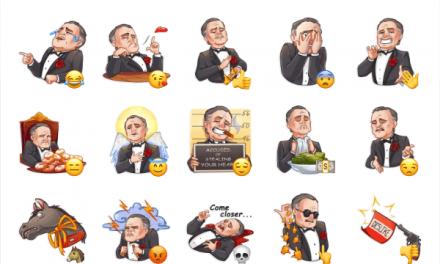 Don Corleone Sticker Pack