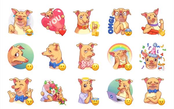 Meme Telegram Stickers Packs - Telegram Stickers Hub