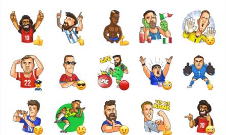 World Cup 2018 Sticker Pack